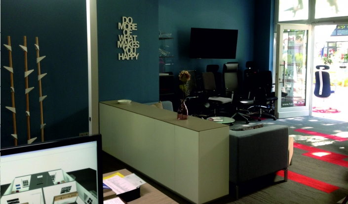 Hain GmbH Offenbach Ergonomie Studio. Büromöbel und ergonomische ...