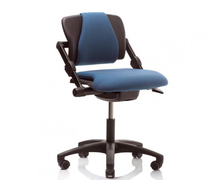h g h03 preisg nstiger ergonomischer b rostuhl. Black Bedroom Furniture Sets. Home Design Ideas
