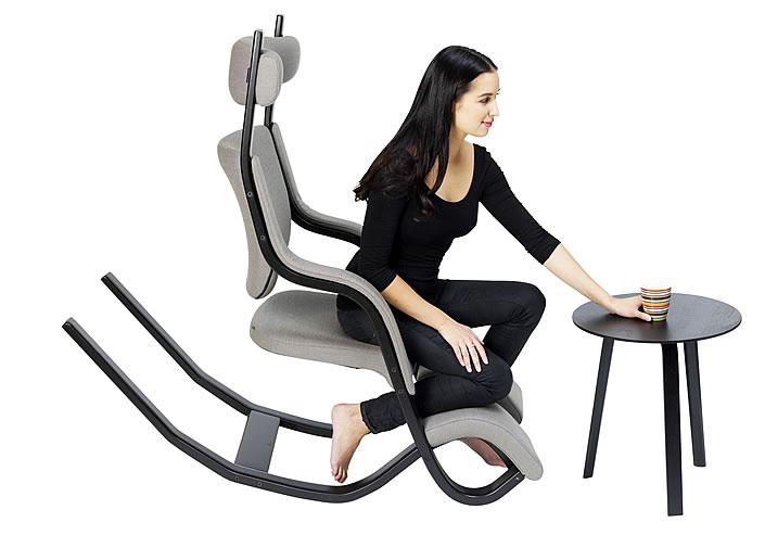 Stokke Ergonomische Stoel : Varier stokke gravity entspannungssessel ruhesessel