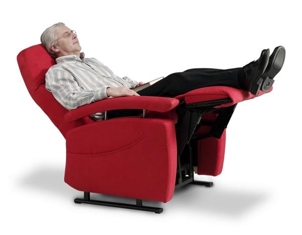 Fitform Sessel Modell 560 Bildseite