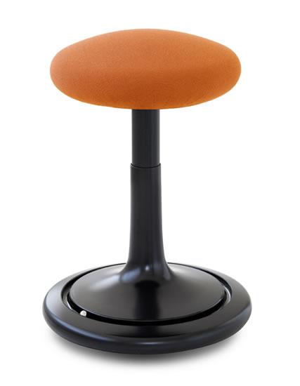ergonomischer hocker ongo bildseite. Black Bedroom Furniture Sets. Home Design Ideas