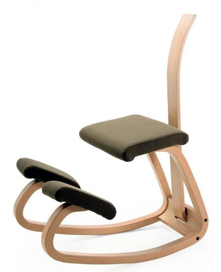 Stokke Schreibtischstuhl der original kniestuhl varier frü stokke variable und thatsit