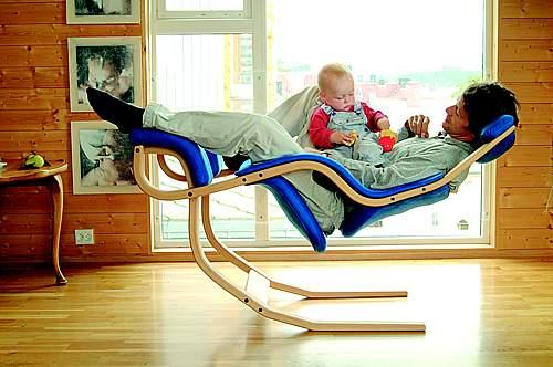 varier gravity vormals stokke gravity liegeposition bildseite. Black Bedroom Furniture Sets. Home Design Ideas