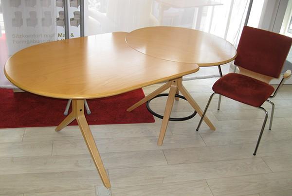 Kleiner Runder Tisch Erweiterbar